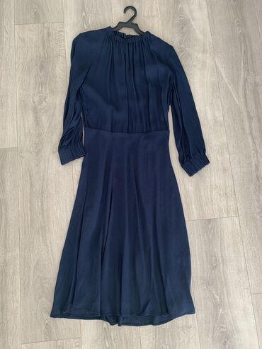 Продаю платье hm, одето один раз, длина ниже колена, размер 42-44