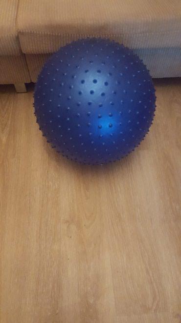 Bakı şəhərində Мяч синий вместе с насосом