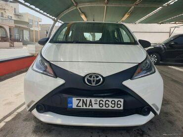 Toyota Aygo 1 l. 2015 | 26000 km