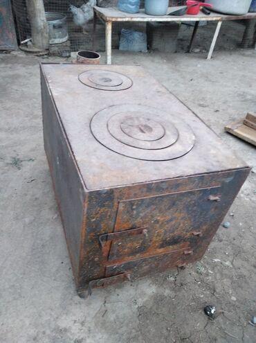 Печи и камины в Кыргызстан: Продаю 2хороший буржуйка