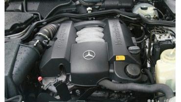 Двигатель мерседес м112 в Novopokrovka