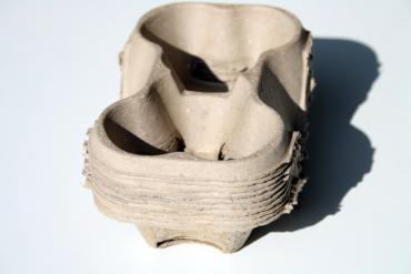шредеры 11 в Кыргызстан: Держатель для 2-x стаканов L 22см W 11,5см h 5см бумага