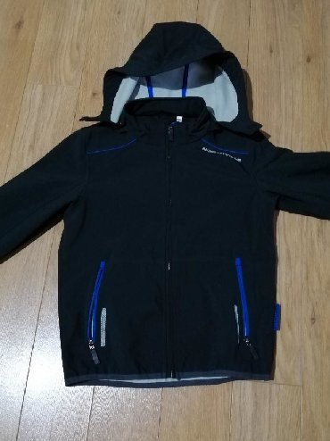 Dečija jakna Northville br. 140, crne boje, u odličnom stanju i bez - Negotin
