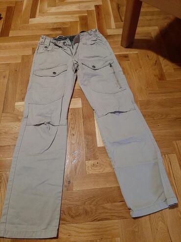 Dečije Farmerke i Pantalone | Sremska Kamenica: Platnene pantalone za decaka.Ocuvane kao nove.Obucene par puta