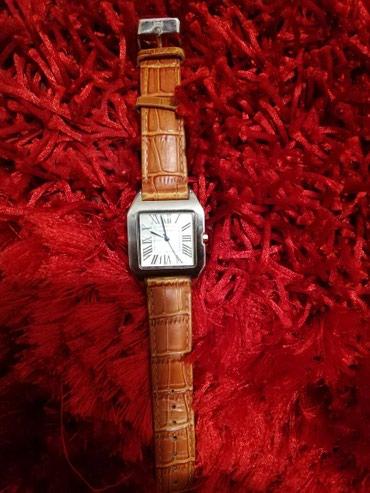 Cartier replica watch women quartz santos 100.Αρχική τιμή 200 € σε Άγιοι Ανάργυροι - εικόνες 3