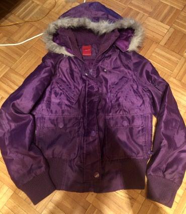 Vero jakna, kupljena u Sportini, sa krznom - Belgrade