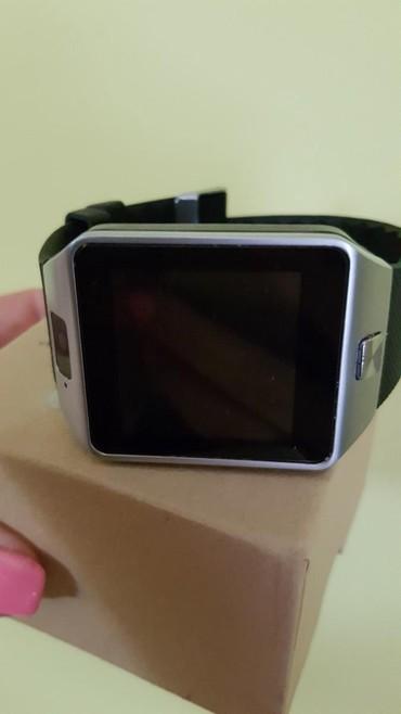 Sako crne boje - Srbija: Prodajem Smart Watch crne boje sa punjacem. Originalna kutija