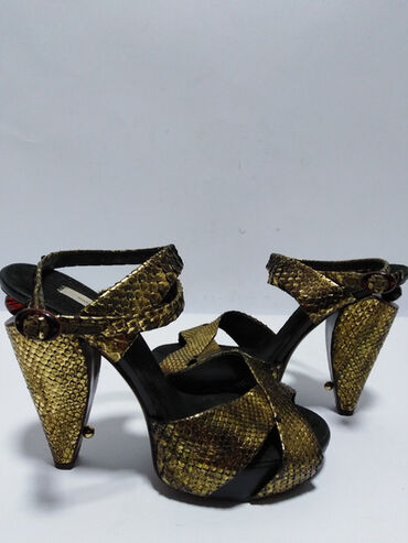 MARC JACOBS original kožne sandale,prirodna vrhunska 100%koža,novi