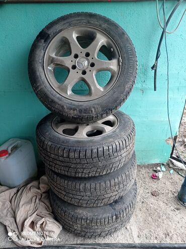 Bridgestone tekerleri - Azərbaycan: Ponarama disk tekerleri. Yenidir tekerler.215/60/16