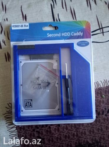 Notebook-a ikinci Hard Diski qoshmaq uchun perexodnik. tezedir. hech в Баку