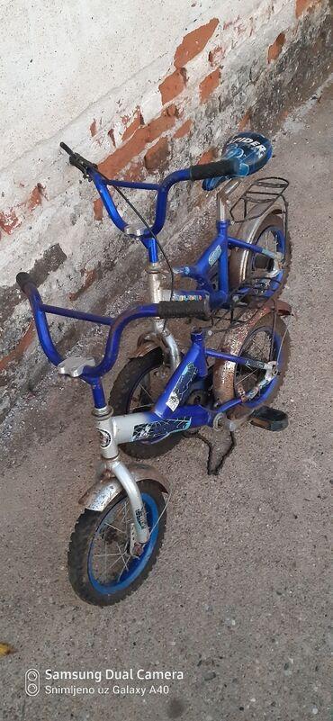 Sportski sako - Srbija: Dva dečja bicikla za delove ili popravkuCena za oba 1000