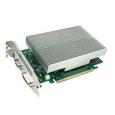 Видеокарта с радиаторомПроизводитель: PalitМодель: GeForce 8500GT
