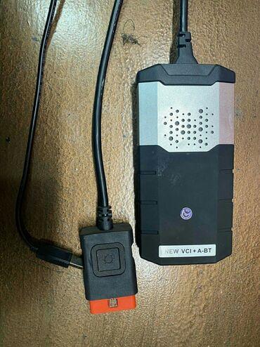 Автозапчасти и аксессуары - Кара-Суу: Функциональные возможности автосканера Delphi DS150EДиагностика