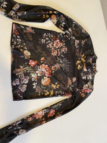 Bershka bluza - Srbija: Prelepa prozirna bluza