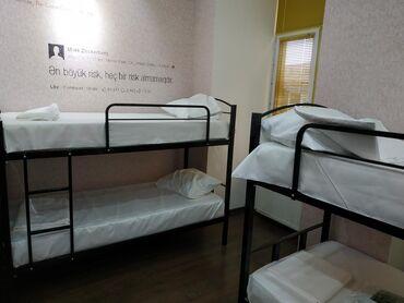 2 х спальную кровать в Азербайджан: Двухспальные кровати 11 штук, 22 спальных местортопедические матрасы