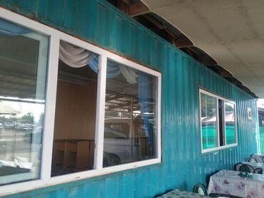 648 объявлений: Продаю Конт. 40 тонник сделан под офис,столовая и др, пластиковые окна