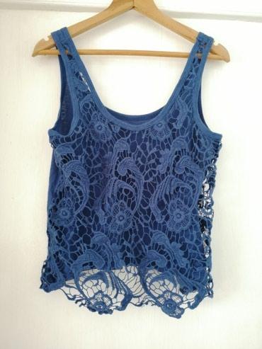 Ženska plava providna majica  - Obrenovac