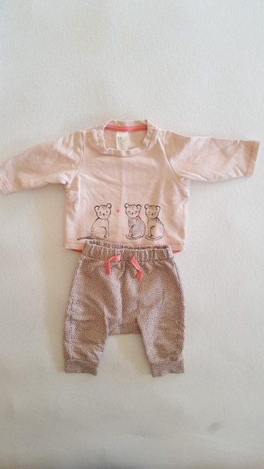 H&M komplet za bebe, br. 56, nenosen, ocuvan. inf u inbox - Belgrade
