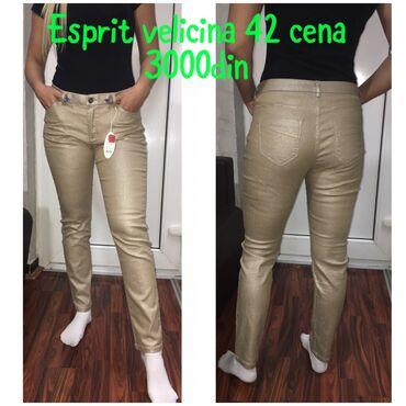 Pantalone edc esprit - Srbija: AKCIJAAAA Nove ESPRIT pantalone vel.42. Pogledajte i ostale moje