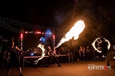 создание слайд шоу в Кыргызстан: Огненное шоу, фаер шоу на Ваше мероприятие