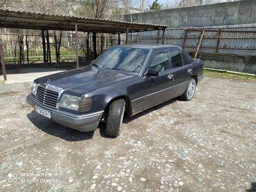 Mercedes-Benz E 260 2.6 л. 1989 | 456 км