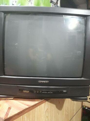 акустические системы sharp колонка сумка в Кыргызстан: Телевизор цветной рабочий