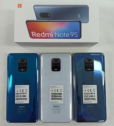brilliance bs4 16 mt - Azərbaycan: Yeni Xiaomi Redmi Note 9S 128 GB Göy