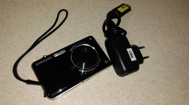 фотоаппарат и видеокамера два в одном в Азербайджан: Фотоаппарат модель st600SAMSUNG Schneider5xиспользовалось