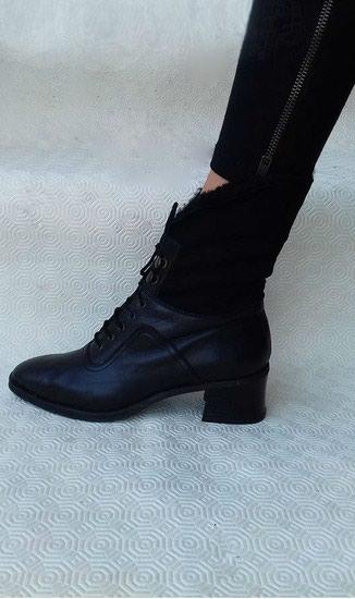 I-cizme - Srbija: Cizme broj 36. Kozne cizme -nalozene -tople-atraktivne-idealne i