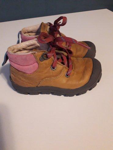 Bez cipele - Srbija: Cipele za devojcicu Quechua br.22, ocuvane,bez ijednog