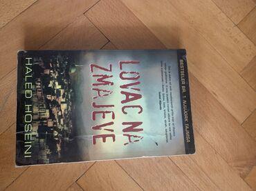 Knjige, časopisi, CD i DVD | Kikinda: Lovac na zmajeve Haled Hoseini knjiga ostecena je, fali 1 stranica!