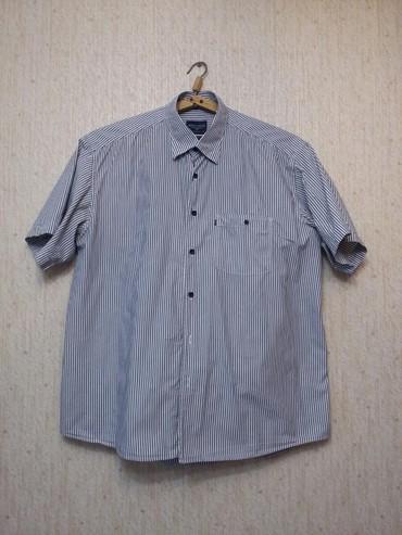 Продаю мужскую рубашку. Размер 54 - 56. Производство Турция. в Бишкек