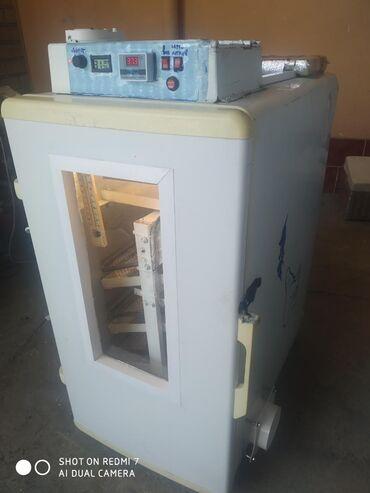 Продоется инкубатор сделанный из холодильника дёшево и