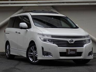 наклейки на авто надписи на заказ in Кыргызстан   АВТОЗАПЧАСТИ: Nissan Elgrand 2.5 л. 2010   62000 км
