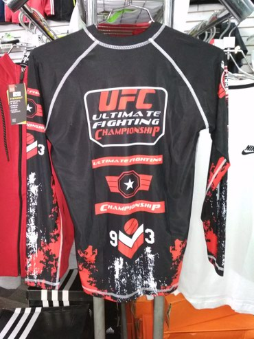 UFC рашгарды в Бишкек