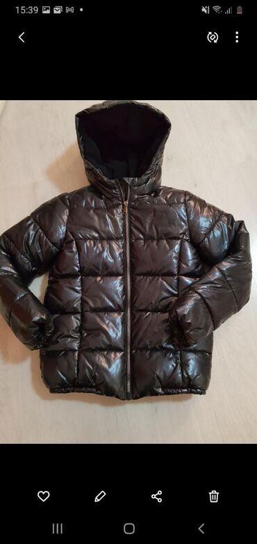 Dečija odeća i obuća - Presevo: Waikiki zimska jakna 8-9 vel.postavljena bez ostecenja predobra za