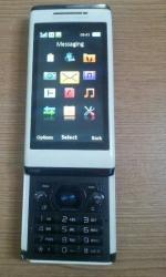 Mobil telefonlar üçün digər aksesuarlar - Azərbaycan: Salam şəkildə olan soni Ericsson u10iario modeli üçün təzə ağ rəngli