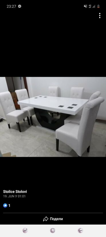 Setovi sto i stolice
