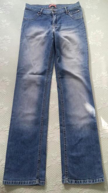Джинсы - Кок-Ой: Фирменные качественные джинсы в хорошем состоянии. прямые. 42/44р