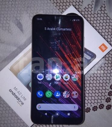xiaomi mi 4i в Азербайджан: Б/у Xiaomi Mi A2 Lite 32 ГБ Золотой