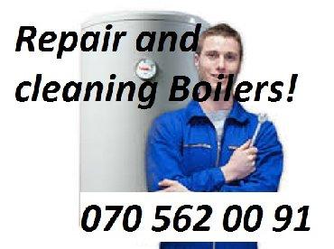 Bakı şəhərində Repair of water heaters. House Call!