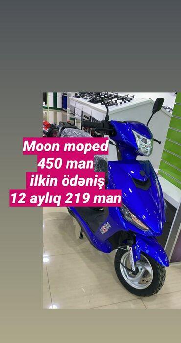 Motorsiklet və mopedlər sadəcə şəxsiyyət vəsiqəsiylə həm Bakıya həm də