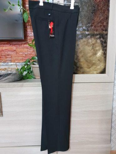 Продаю женские брюки черные в Лебединовка