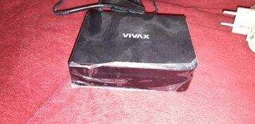 Vivax - Srbija: Risiver na prodaju. Bukvalno nov. Korišćen 2 meseca. Vivax marka