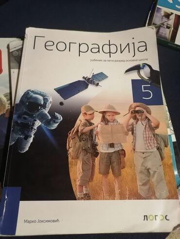 Knjige, časopisi, CD i DVD | Pancevo: KNJIGE ZA 5 RAZRED MOZE SVE MOZE NA Komad, cena za jednu knjigu