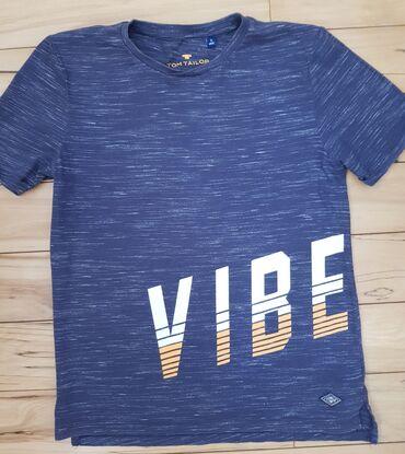 Plac - Srbija: TomTailor majica za decake kao nova, 140 cm. imam puno garderobe za