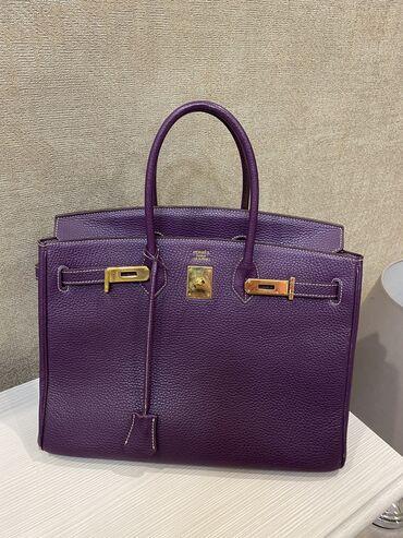 1161 объявлений | СУМКИ: Продаю сумку Hermes Birkin.  Копия люкс 1/1 Кожа!!! Держит форму идеал