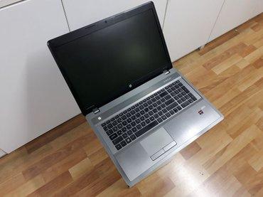 Bakı şəhərində HP Core i7/RAM 8GB/VGA 2GB/ Ekran 17.3  Noutbuk yaxsi