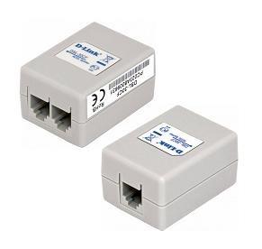 ADSL splitter D-Link DSL-30CF - сплиттер в Бишкек