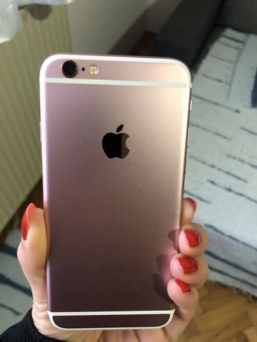 10068 oglasa | ELEKTRONIKA: IPhone 6s | 16 GB | Roze Polovni
